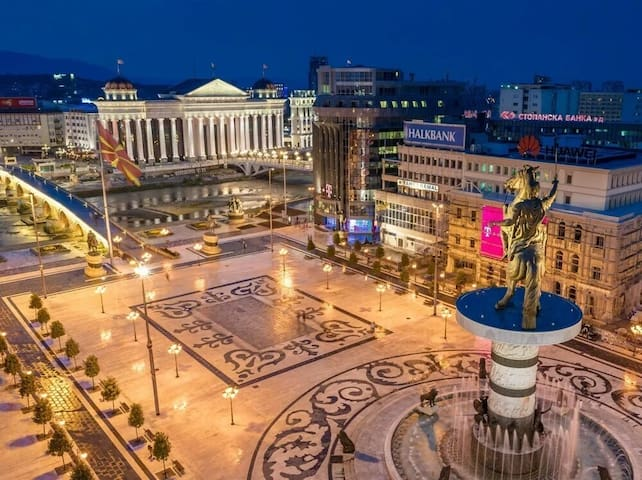 Explore Skopje