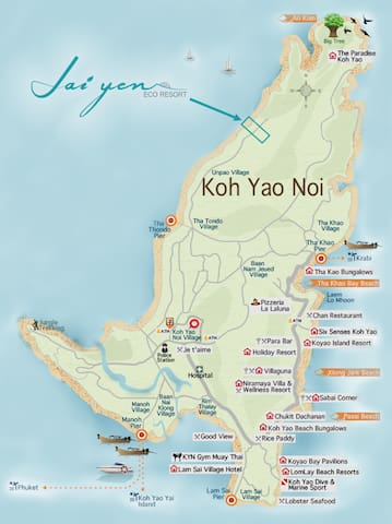 Jaiyen guidebook