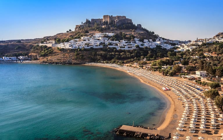 Things to do in Rhodes!