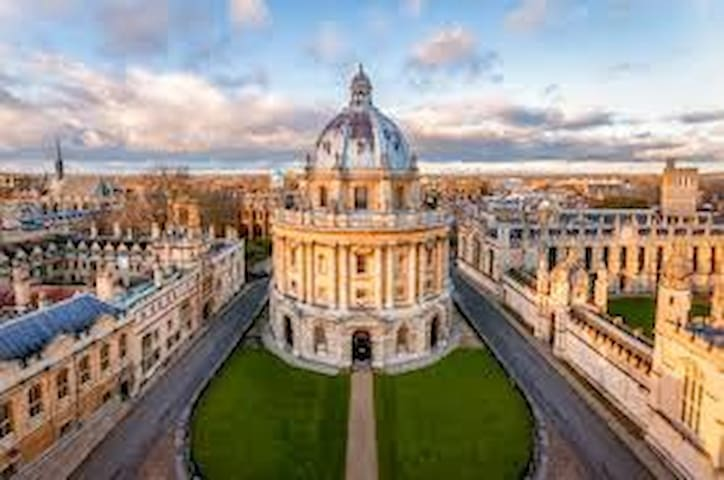 Sophie's guidebook for Oxford Stays