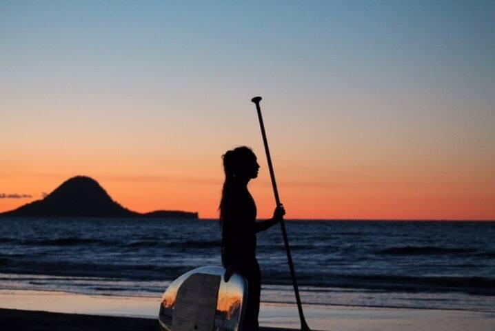 Guidebook for Ōhope Beach , Whakatane