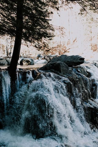 Vermont-  Nearby attractions and places we recommend