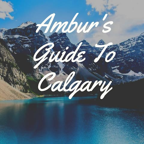 Ambur's Guide To Calgay!