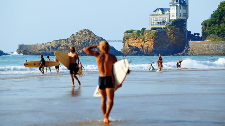 Guidebook for Biarritz