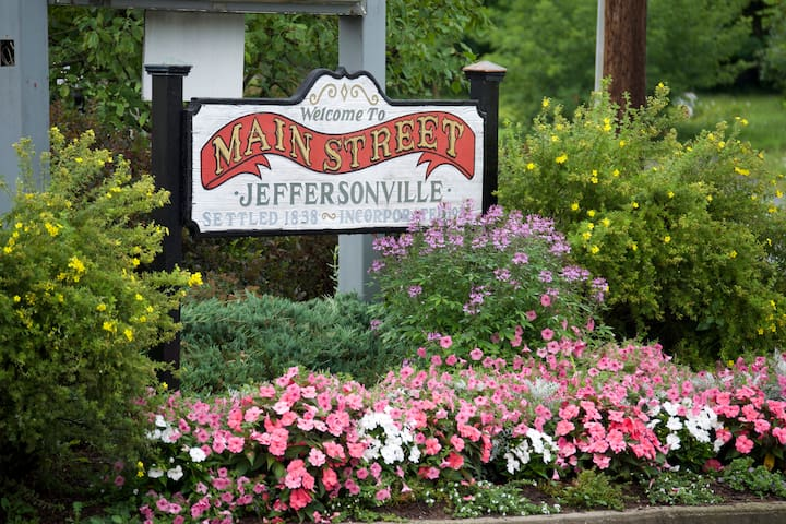 Guide to Jeffersonville, NY