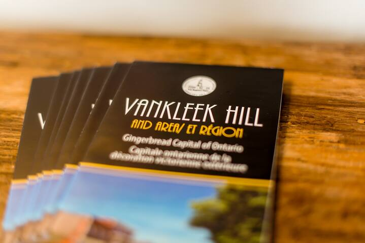 Guidebook for Vankleek Hill