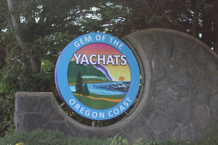 Guidebook for Yachats