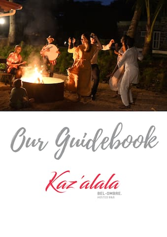 Véronique's guidebook for Kaz'alala