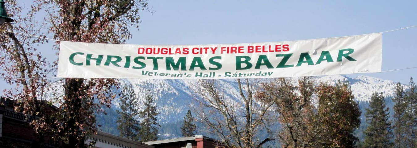 Fire Info, Forest Info and Weaverville