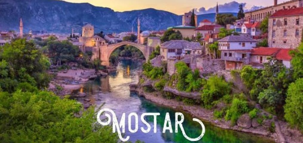 Mostar Area Guidebook