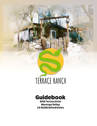 Terrace Ranch Guidebook