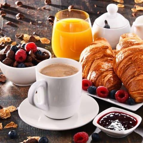Para el desayuno 🍽