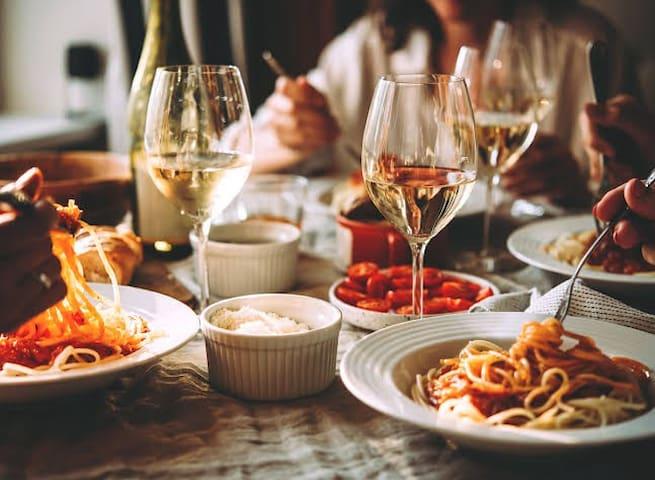 Comida / cena 🍽