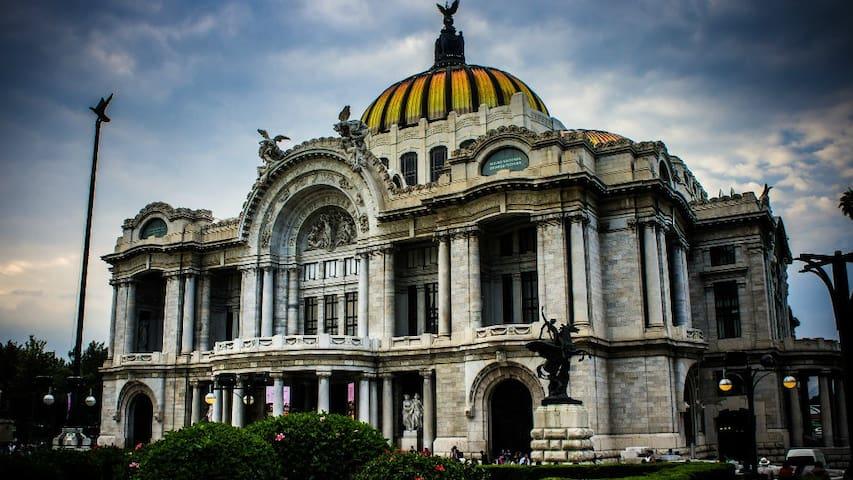 Museos y Otros sitios de Interés