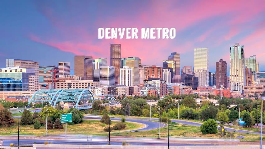 Jeff & Heather's Denver Metro guidebook