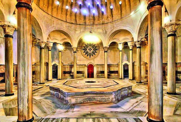 Spa & Turkish Bath