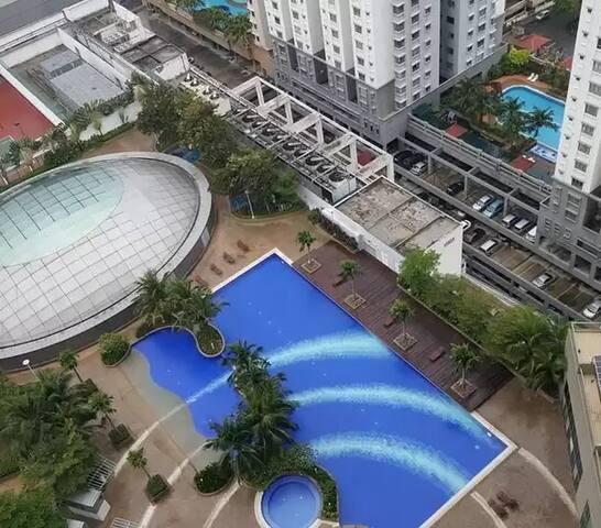 3 Damansara@Tropics guidebook