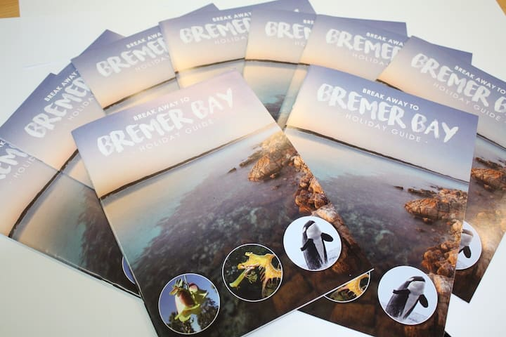 Guidebook for Bremer Bay