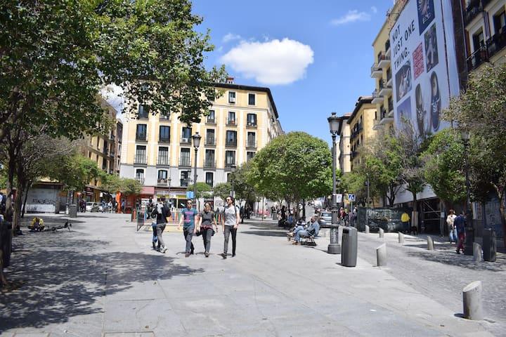El Barrio de Lavapies