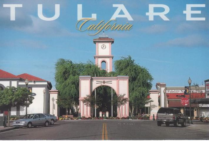 Guidebook for Tulare