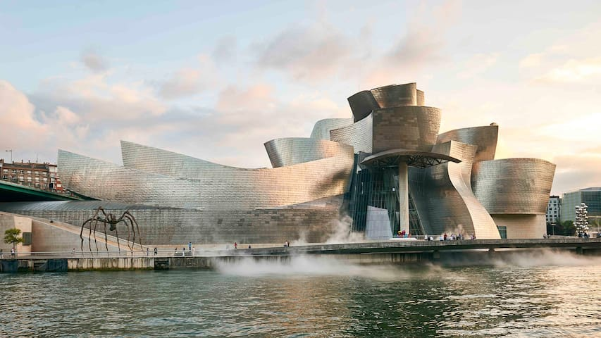 Visita Bilbao