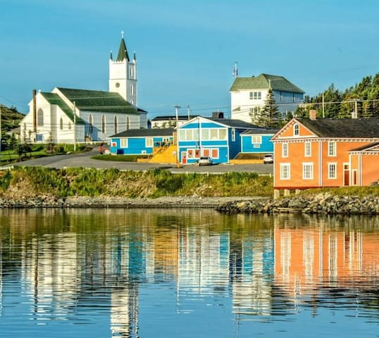 "The Twillingate ""To do and see Guide"""