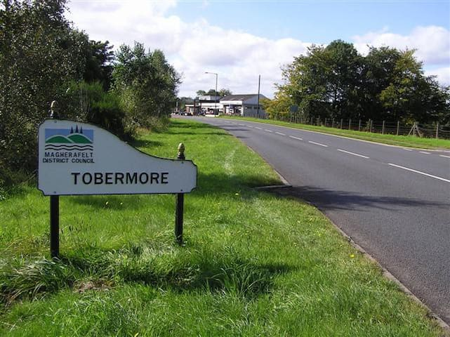 Guidebook for Tobermore