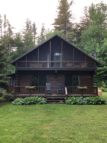 Roaring Brook Cabin Guidebook