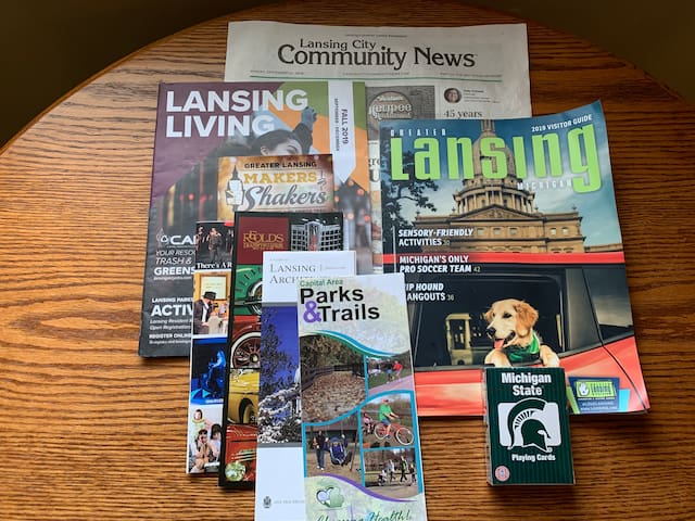 Guidebook for Lansing
