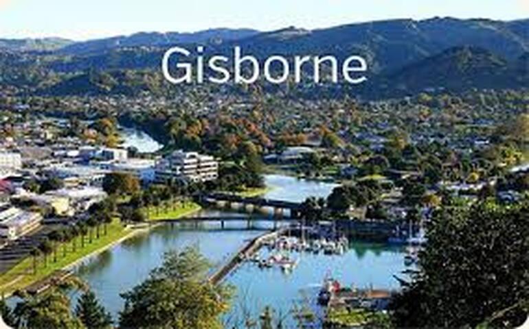 Guidebook for Gisborne