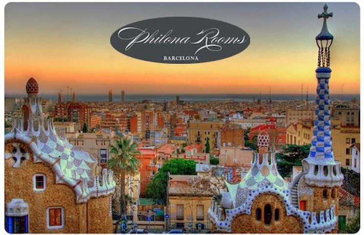 Guidebook for Barcelona