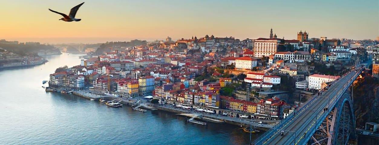 Guidebook for Porto_Por Luís Martins 2019/2020