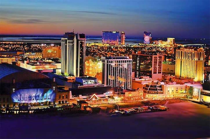 Guidebook for Atlantic City