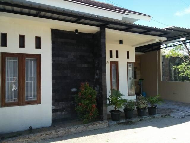 Buku panduan Nunut Leren Guest House