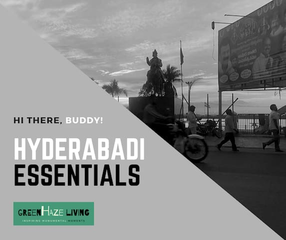 Raghu's guidebook for Hyderabad