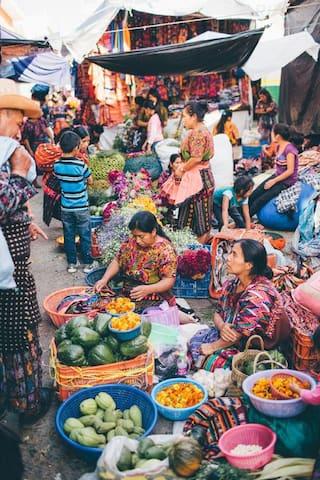 Guatemala guidebook