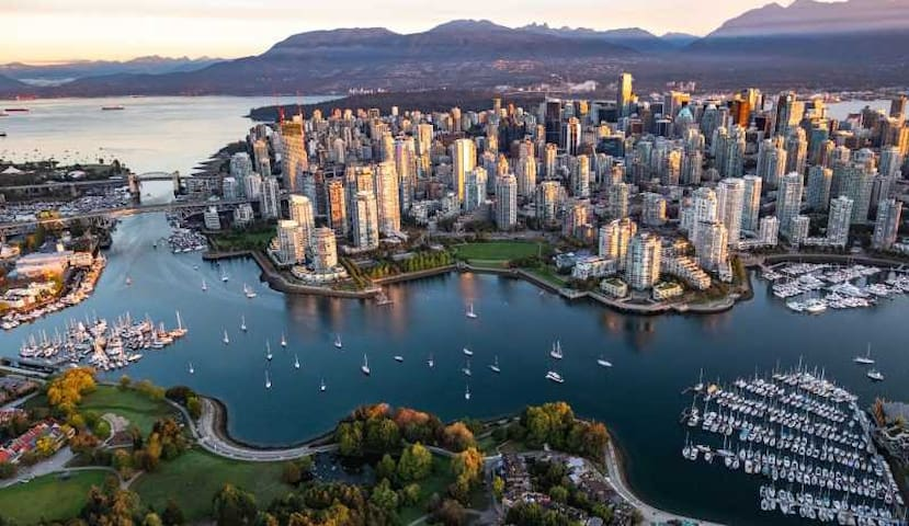 Guidebook of Vancouver