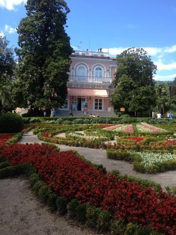 Guidebook for Riviera Opatija