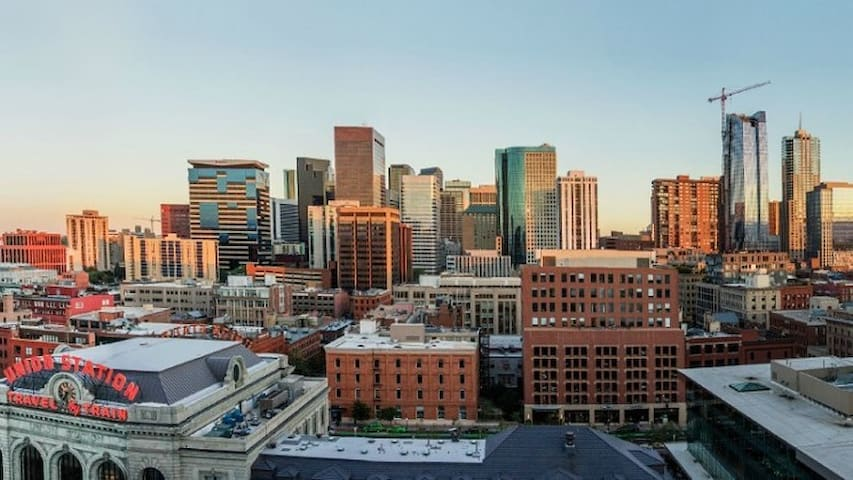 Brittany and David's Guide to Denver!