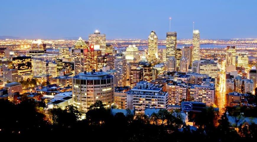 Gabriel's Montreal guidebook
