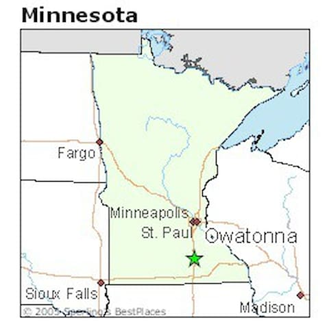 Guidebook for Owatonna