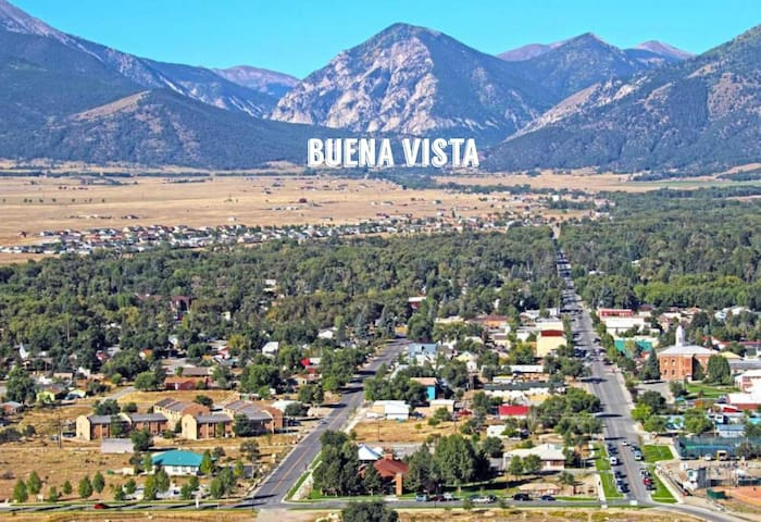 Jeff & Heather's Buena Vista guidebook