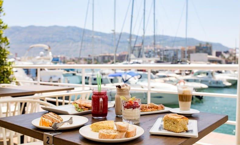 Gastronomía en Dénia