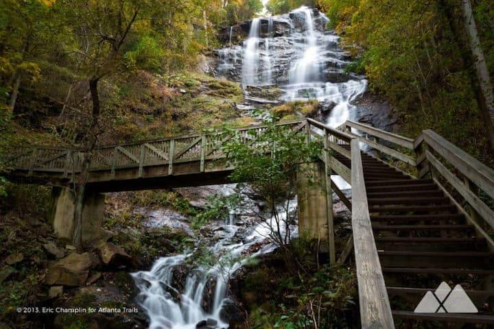 Ellijay, GA best hiking trails