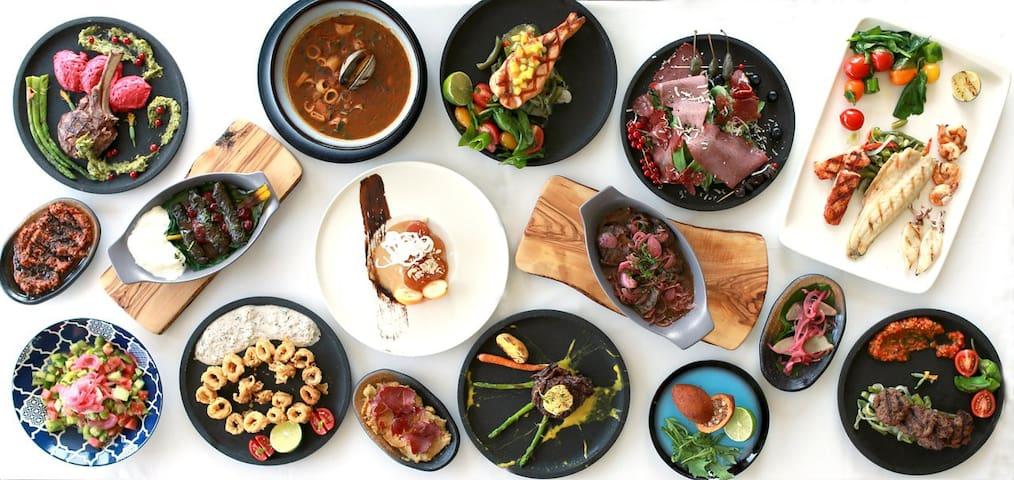 Istanbul Fine Dining Restaurants
