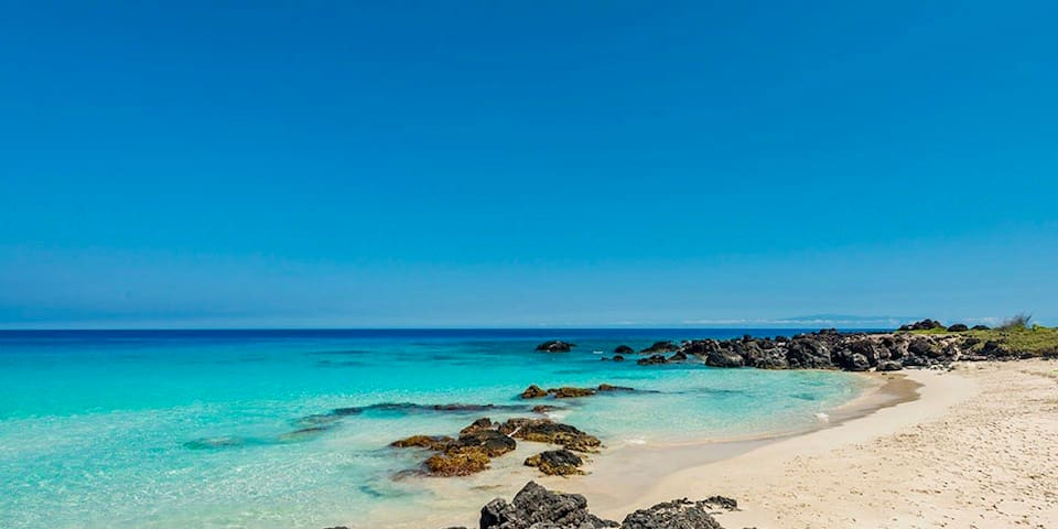 Guidebook for Beaches in the Big Island