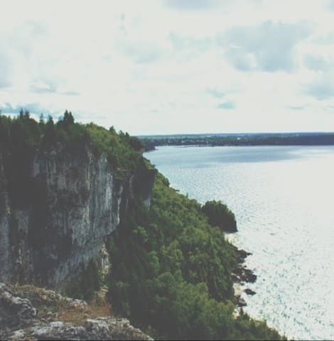 Top Places to Hike - Bruce Peninsula