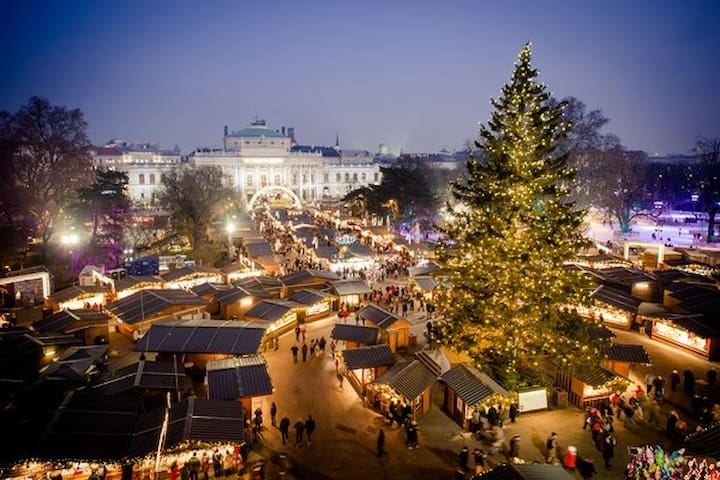 Sophie's Christmas markets guidebook