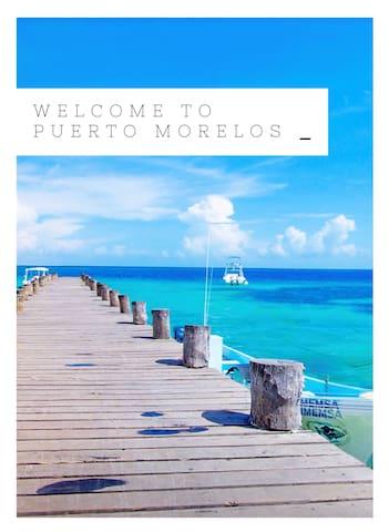 Guidebook for Puerto Morelos