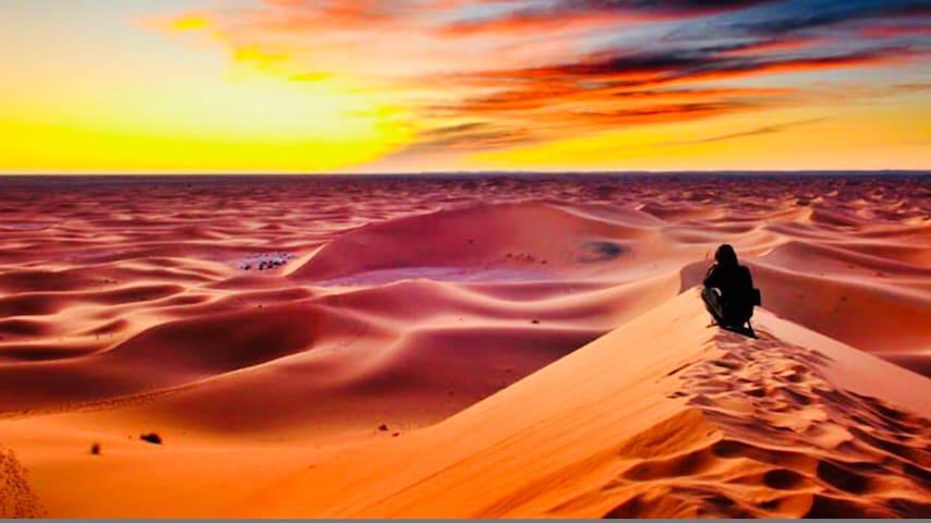 Sahara Desert (Merzouga) - 3 Day Tour